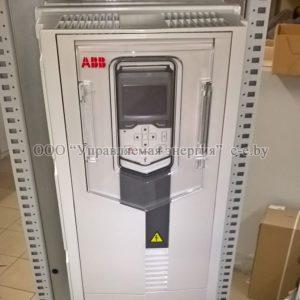 Шкаф управления с частотным преобразователем