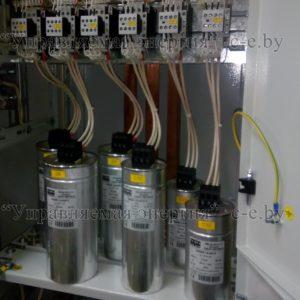 Автоматизированные конденсаторные установки АКУ