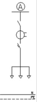 Шкафы УКН линейных присоединений