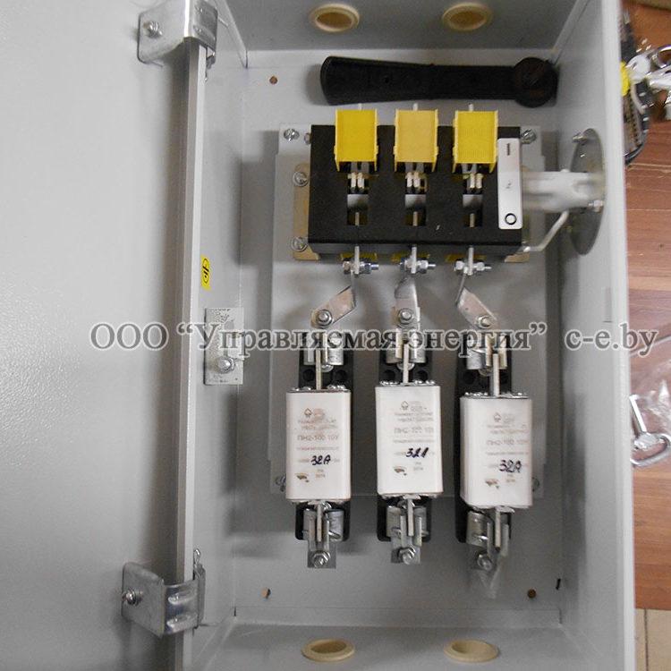 Силовые ящики серии ЯРП IP31