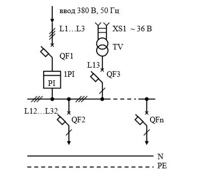 01, Схемы электрические