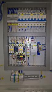 Шкафы управления с частотными преобразователями ABB ACS355