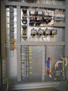 Шкафы управления с частотными преобразователями