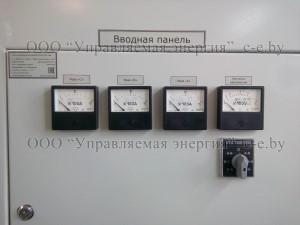 Панели управления ЩО 70
