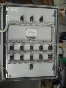 Щит управления вентиляцией