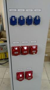 Щит временного электроснабжения стройплощадки