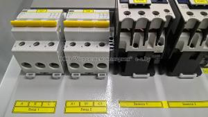 Шкафы управления тепловыми завесами, модули подключения МП-Е