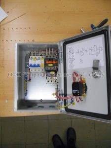 Ящики управления нереверсивными электродвигателями серии Я5111