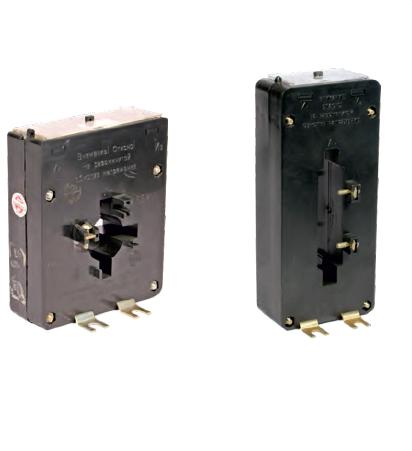 Трансформаторы тока ТОП-0,66, ТШП-0,66