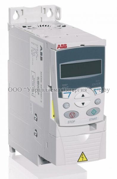 Частотный преобразователь ABB серии ACS355