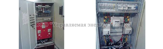 Модернизация щитов, щитков и шкафов НКУ