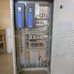 Шкаф управления с частотными преобразователями