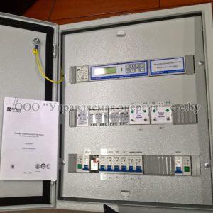 Шкафы управления системами отопления и горячего водоснабжения серии ШУ-РА