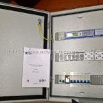 Двухконтурный шкаф управления системами отопления и горячего водоснабжения ШУ-Р