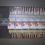 Щит управления и сигнализации на базе сигнализатора СТМ 10
