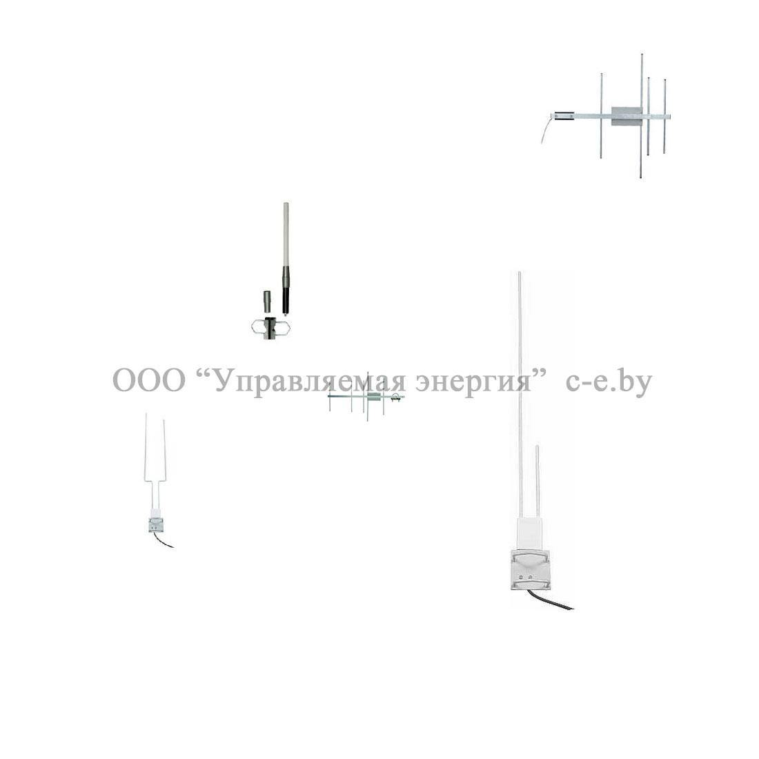 Антенны для передачи данных по радиоканалу