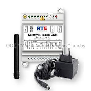 Коммуникаторы GSM/GPRS, антенны GSM, блоки питания
