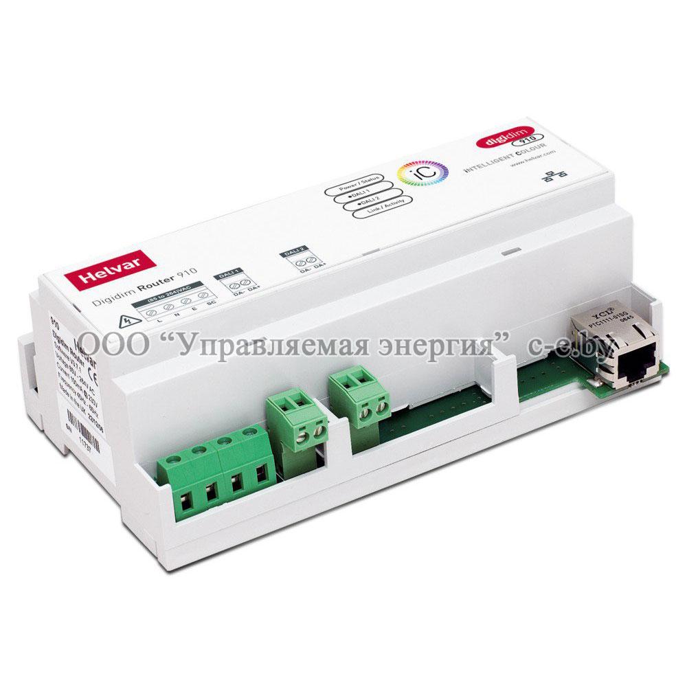 Контроллер DIGIDIM Router 910