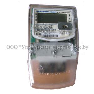 Однофазные счетчики активной и реактивной энергии CE208BY