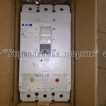 Автоматический выключатель LZMN3-A500-I EATON