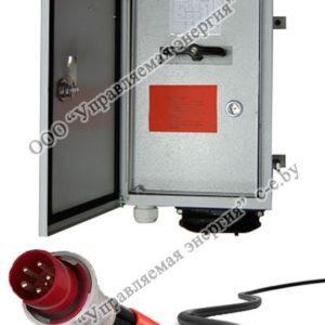 Ящик с пакетным выключателем ЯВШ
