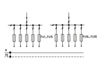Схема ВРУ1-49-00, ВРУ1-49-03, ВРУ1-49-04