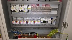 Шкаф АВР - автоматического ввода резерва