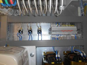 Лабораторный стенд на базе шкафа ШУ