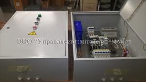 Ящик управления освещением серии ЯУО-9611-CE-32-IP31 со счетчиком