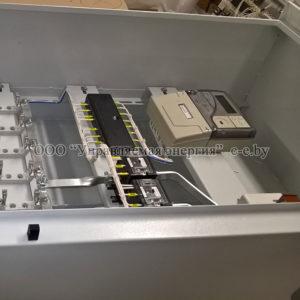 Однодверный корпус ВРУ IP31 цельносварной
