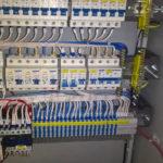 Блок автоматического управления освещением на 30 групп