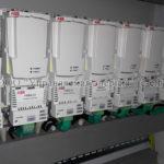Шкаф управления с преобразователями ABB ACS355
