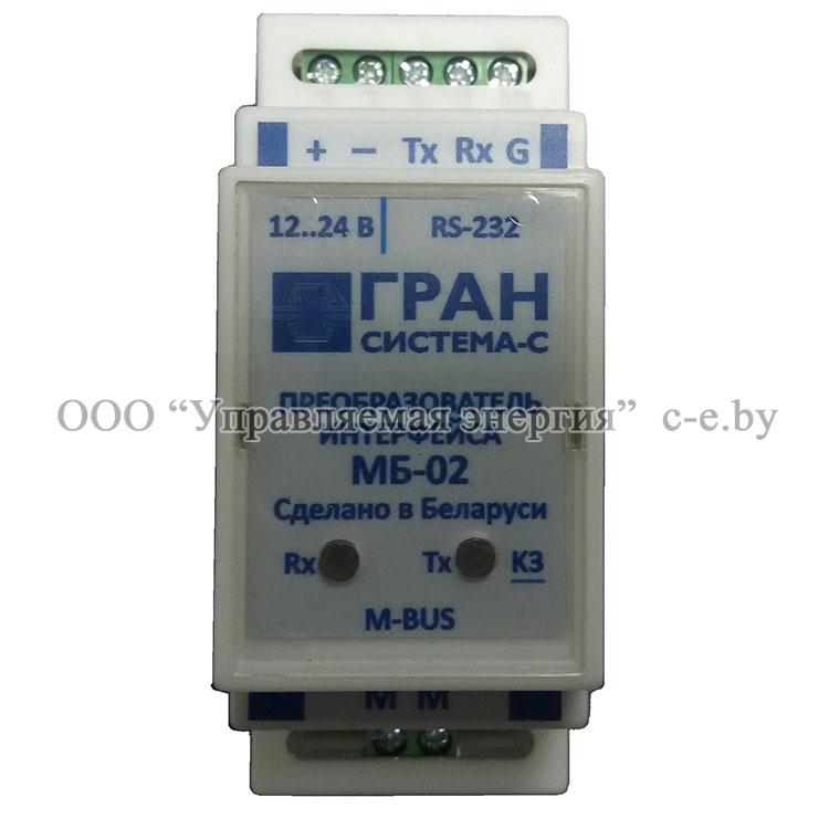 IC-31C (МБ-02) преобразователь интерфейсов RS232/M-Bus