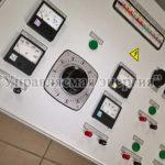 Щит(стенд) испытательный лабораторный с автотрансформатором