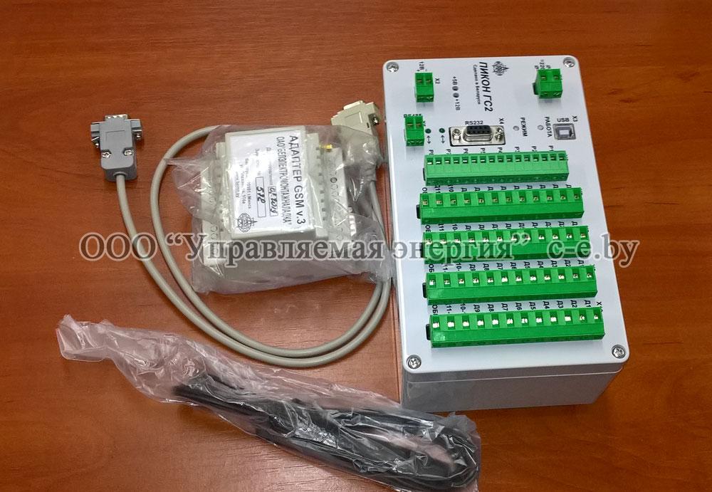 ПИКОН ГС2 с GSM