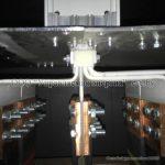 Использование биметаллической переходной пластины медь-алюминий
