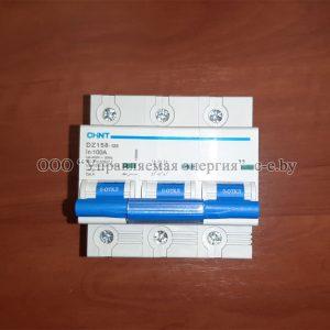 Автоматические выключатели серии DZ158 10kA