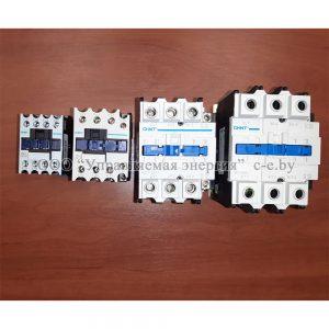 Электромагнитные контакторы серии NC1 9...95А
