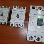 Автоматические выключатели NM1 с фиксированным расцепителем