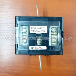 ТОП 0.66 100/5 0.5S УЗ - трансформатор тока в наличии в Минске