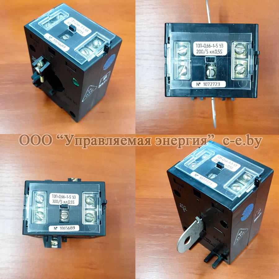 Купить трансформатор тока ТОП 0.66