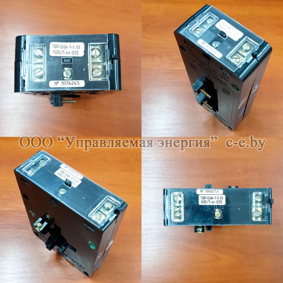 Купить трансформатор тока ТШП 0.66