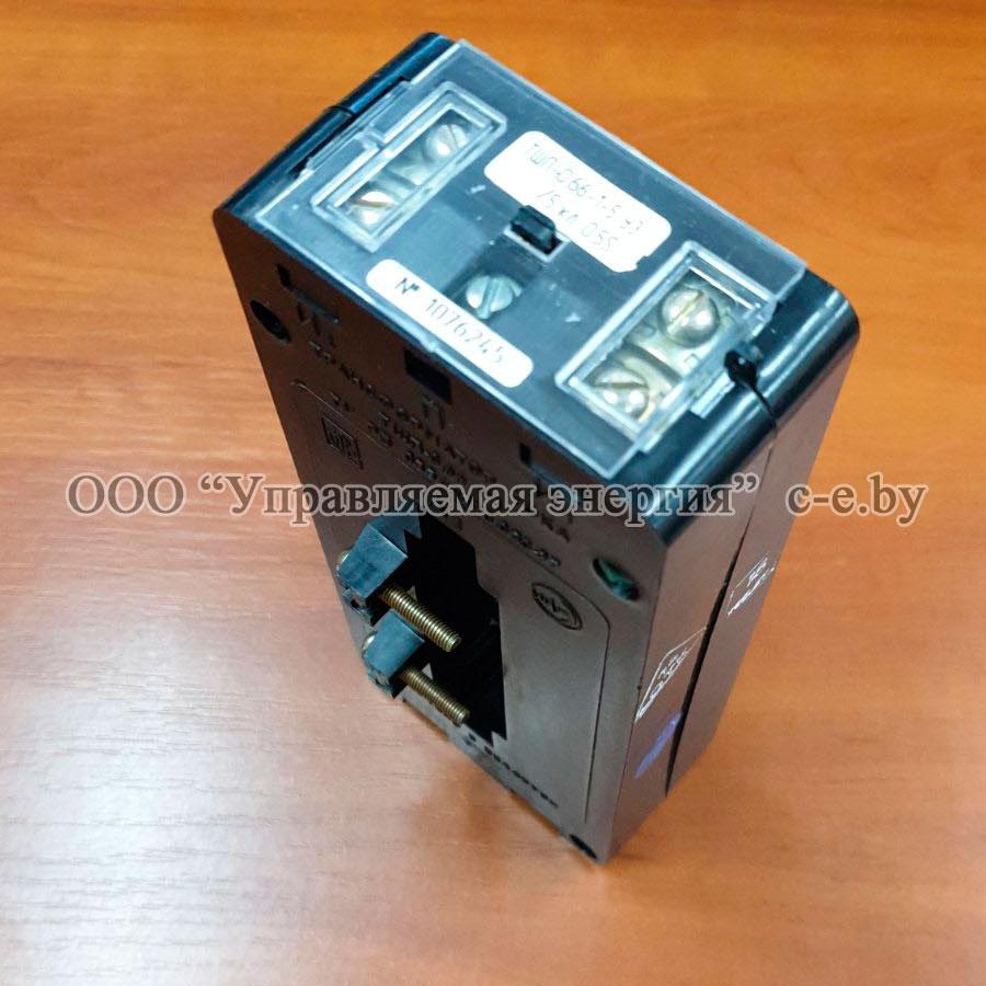 ТШП 0.66 1500/5 0.5S УЗ – трансформатор тока в наличии в Минске
