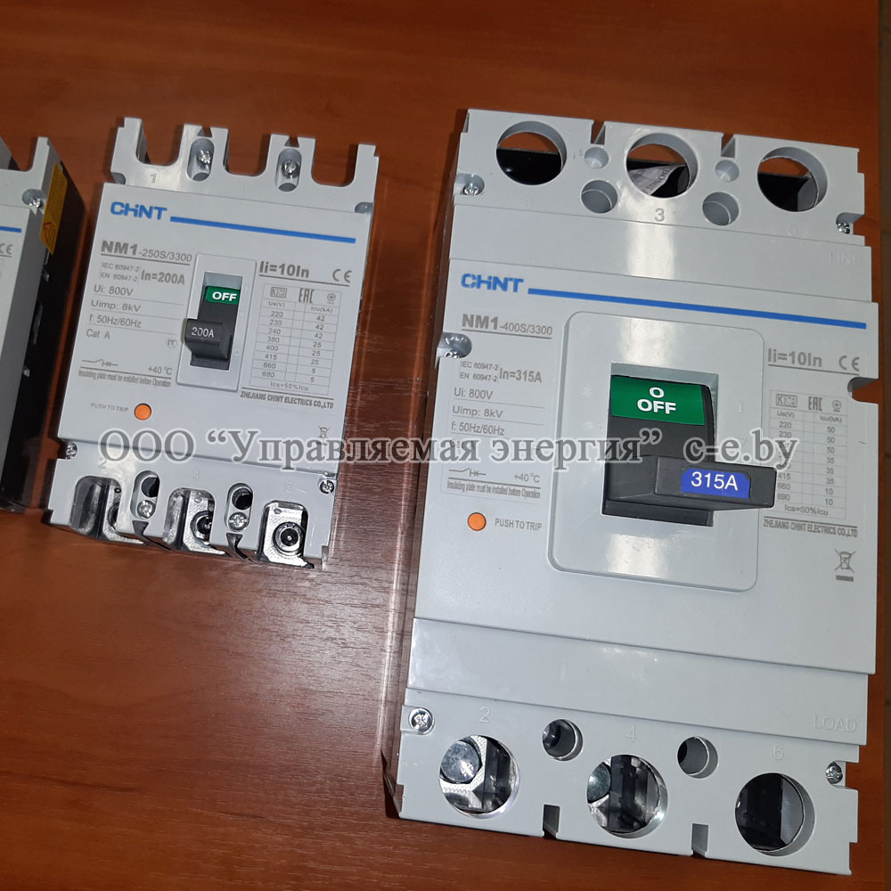 Электротехническая продукция CHINT