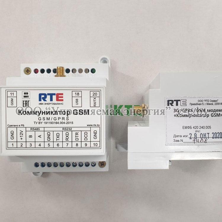 Коммуникатор GSM/GPRS/3G