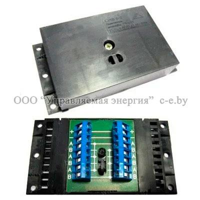 Разветвитель интерфейса СМВ 8-2, RS-485
